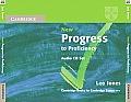 New Progress to Proficiency Audio CDs (3)