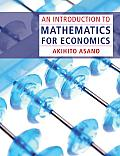 Introduction to Mathematics for Economics