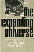 Expanding Universe: Astronomy's 'Great Debate', 1990-1931
