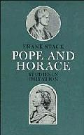 Pope and Horace: Studies in Imitation