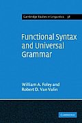 Functional Syntax and Universal Grammar