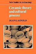 Ceramic Theory and Cultural Process (New Studies in Archaeology) Cover