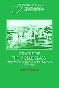 Cradle of the Middle Class The Family in Oneida County New York 1790 1865