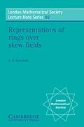 Representations of Rings Over Skew Fields