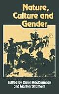 Nature Culture & Gender