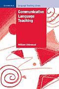 Communicative Language Teaching An Int