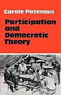Participation & Democratic Theory