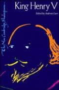 King Henry V The New Cambridge Shakespe