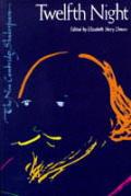 Twelfth Night New Cambridge Shakespeare
