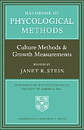 Handbook of Phycological Methods: Culture Methods and Growth Measurements