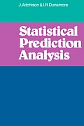 Statistical Prediction Analysis Cover