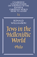Jews in the Hellenistic World: Philo Cover