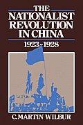 Nationalist Revolution in China 1923 1928