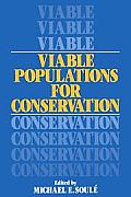 Viable Populations for Conservation