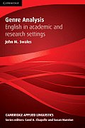 Genre Analysis English in Academic & Research Settings
