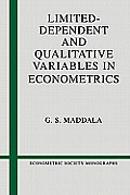 Limited-Dependent and Qualitative Variables in Econometrics (Esm)