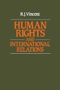 Human Rights & International Relations