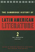Cambridge Hist.of Latin Amer.lit., Volume 2 (96 Edition)