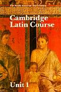 Cambridge Latin Course Unit 1 Students Book North American 3rd edition
