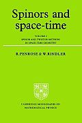 Spinors and Space-Time - Volume 2
