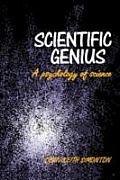 Scientific genius :a psychology of science
