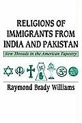 Religions Of Immigrants From India & P