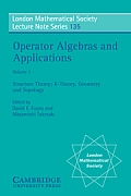 Operator Algebras & Applications, Vol. 1