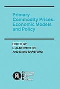 Primary Commodity Prices