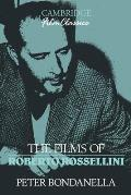 The films of Roberto Rossellini Cover