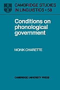 Conditions on Phonological...