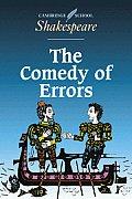 Comedy of Errors Cambridge School Shakespeare