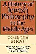 History of Jewish Philosophy in the Middle Ages (90 Edition)