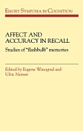"""Affect and accuracy in recall :studies of """"flashbulb"""" memories"""