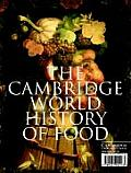 The Cambridge World History of Food 2 Volume Boxed Set Cover