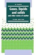 Gases, Liquids and Solids: And Other States of Matter