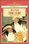 Cambridge Guide to Asian Theatre