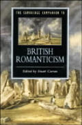 The Cambridge Companion to British Romanticism (Cambridge Companions to Literature) Cover