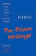 Gramsci: Pre-Prison Writings