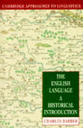 English Language: A Historical Introduction