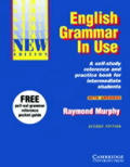 English Grammar in Use with Answers: Reference and Practice for Intermediate Students Cover