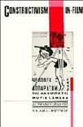 Constructivism In Film A Cinematic Analysis The Man with the Movie Camera