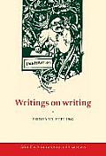 Kipling: Writings on Writing