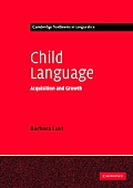 Child Language Acquisition & Growth