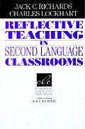 Reflective Teaching in Second Language Classrooms (94 Edition) Cover
