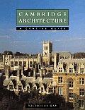 Cambridge Architecture: A Concise Guide