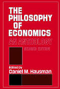 Philosophy Of Economics An Anthology 2nd Edition