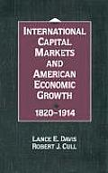 International Capital Markets and American Economic Growth, 1820-1914