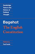 Bagehot the English Constitution Cover