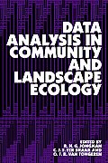 Data Analysis in Community and Landscape Ecology