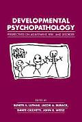 Developmental Psycholopathology